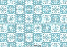 Traditional Tiles Pattern Vector