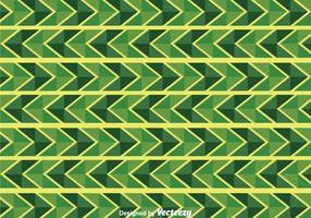 Abstract Arrow Green Background