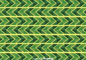 Abstracte Pijl Groene Achtergrond