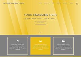 Free Homepage Hero Webkit 8