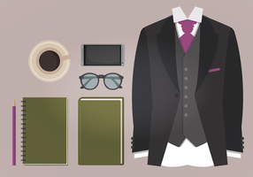 Male Fashion Vector Essentials
