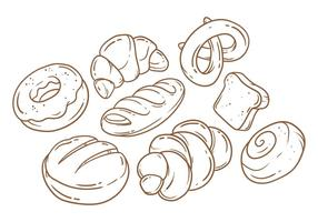 Free Bread Vector