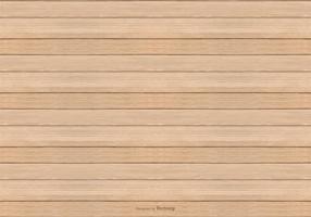 Fondo de vectores de tablones de madera
