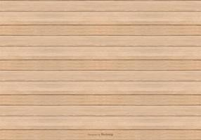 Houten Plank Vector Achtergrond