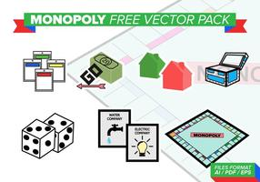 Monopoly Free Vector Pack