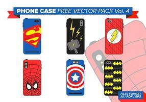 Hero Phone Case Vector Pack Vol. 4