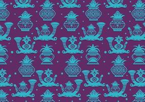Kalash Pattern Vector