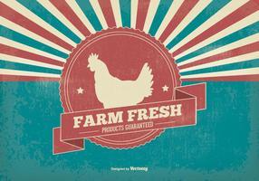 Fram Fresh Illustration