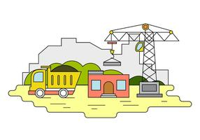 Free Construction Illustration