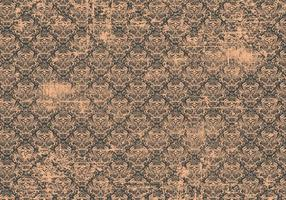 Old Vintage Damask Background