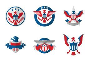 Blank President Seal Vector Pack