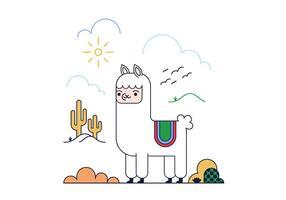 Vector Alpaca grátis