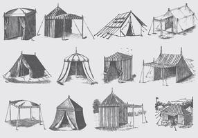Tentes de jardin