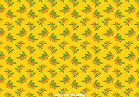 Argan Seamless Pattern Background