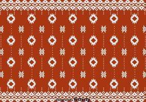 Ethnic Songket Pattern