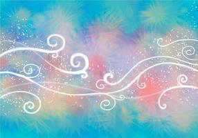 Free Vector Pixie Dust Background