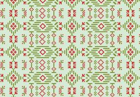 Decorative Stitch Motif Pattern