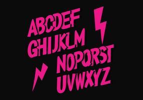 Alfabeto vettoriale