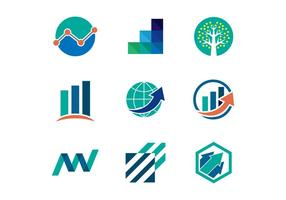 Free Growth and Finance Logo Template