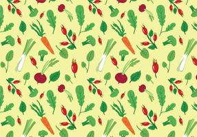 Vegetables-herbs-pattern-vectors
