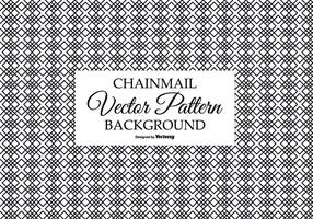 Chainmail Style Seamless Background