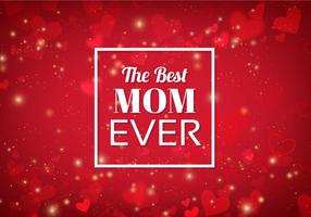 Free Vector Moms Background