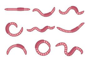 Gratis Earthworm Animal Vector