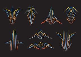 Hotrod pinstripes