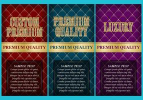 Luxury Custom Premium Flyers