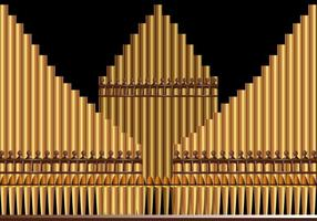 Pipe Organ Church Background musicale
