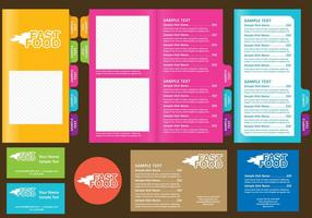 Fast Food Templates