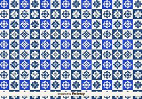 Azulejo Vector Pattern