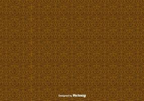 Elegante patrón de vector Scrollwork