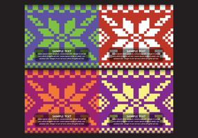 Design Songket Pattern