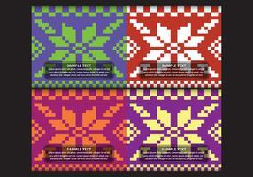 Design Songket Pattern
