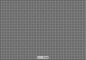 Crosshatch Style Pattern Background vector