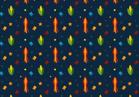 Free Vector Festa Junina Pattern