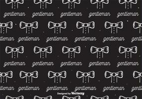 Gentleman patroon vector