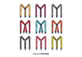 Vector Suspenders Gratis
