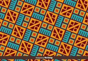 Patrón étnico del vector del inca