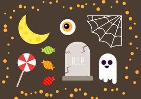 Vector Halloween gratis