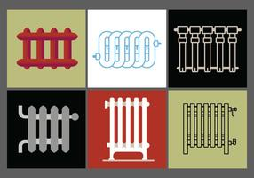 Radiator vector set 2