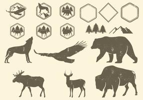 Wildernis Design Elements
