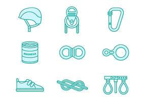 Gratis Klimmen Wall Tools Icon