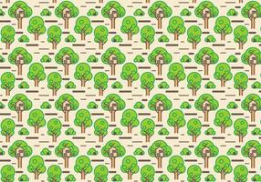 Free Tree House Vector