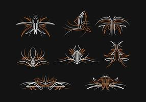 Libre Pinstripes Vector Set