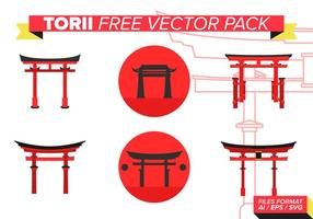 Torii Free Vector Pack