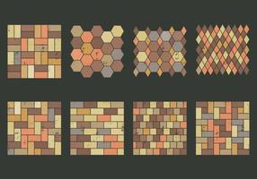 Paving Stone Texture vector