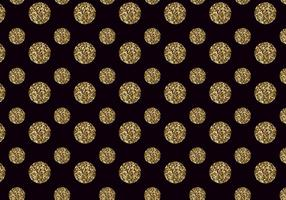 Free Vector Glitter Dots Pattern