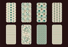 Phone Case Retro Vectors